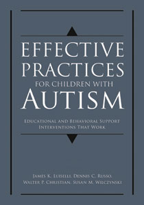 Effective Practices for Children with Autism cover