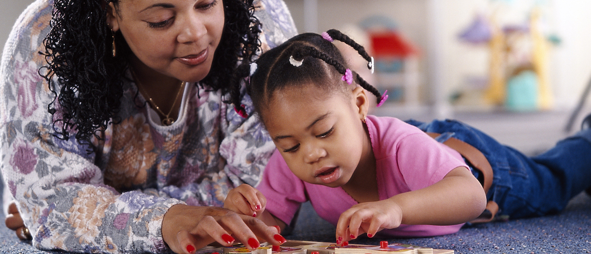 Early Intervention Services Benefit Children With Developmental Delays